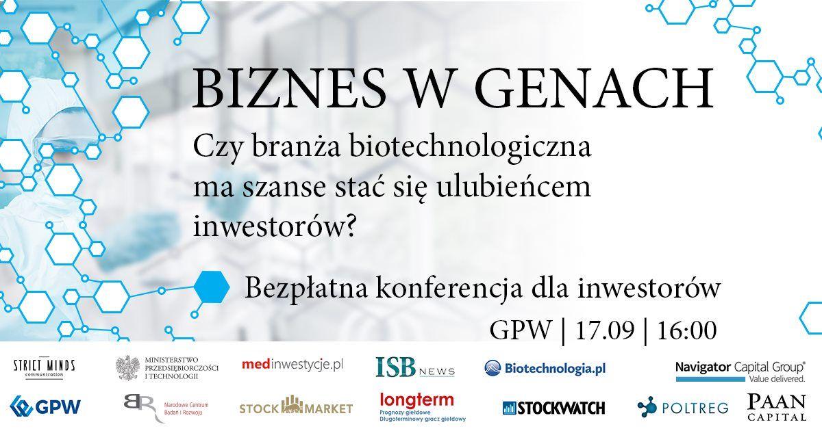 Biznes w genach 1