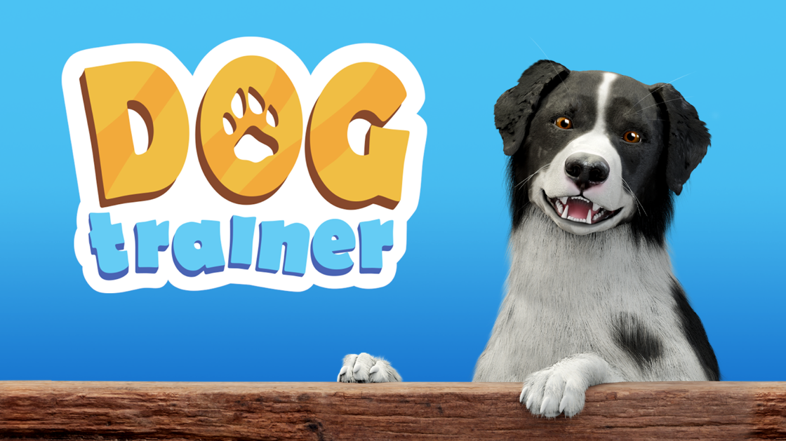 Dog Trainer w TOP Wishlist platformy Steam 1