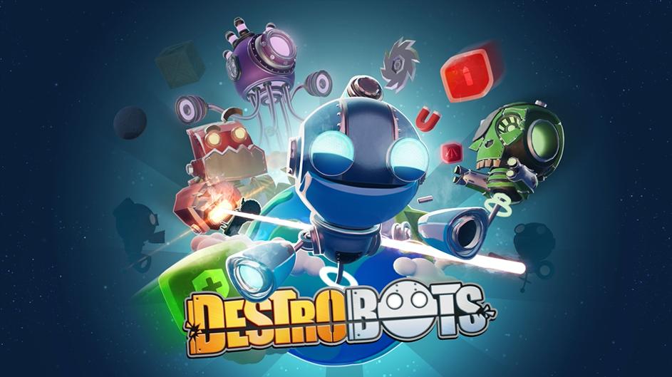 Destrobots od 7Levels zadebiutuje już jutro 1