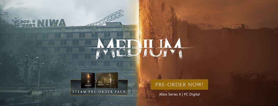 Bloober Team opublikował nowy trailer The Medium 1