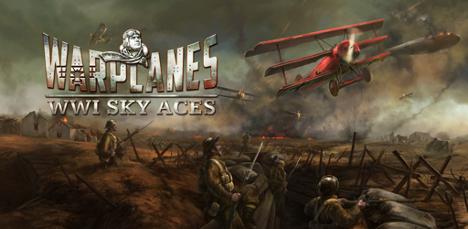 Warplanes: WW1 Sky Aces zadebiutuje na Nintendo Switch już 11.12 1