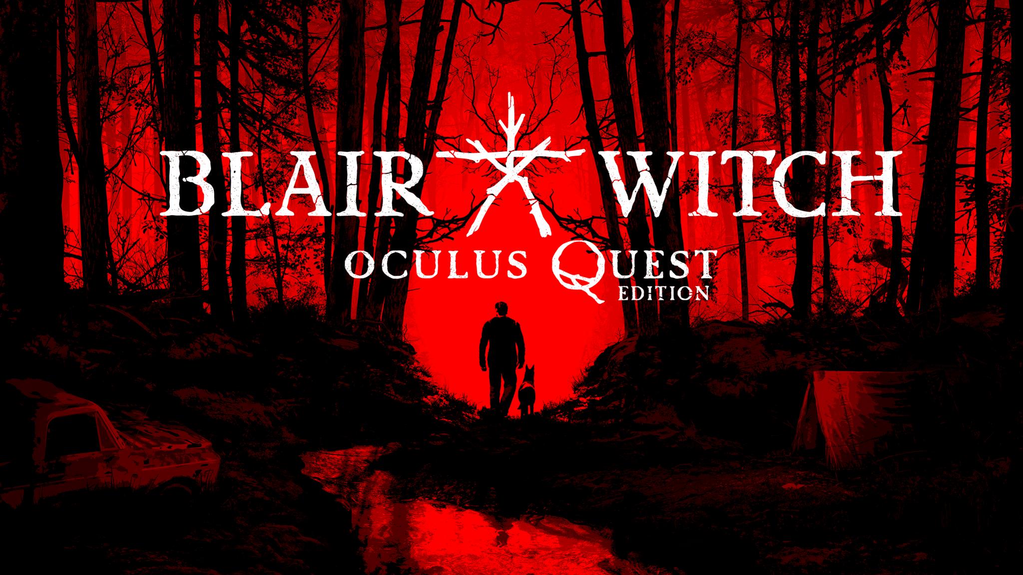 Fantastyczny start Blair Witch na urządzeniach VR 1