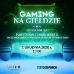 Gaming na Giełdzie: V edycja odbędzie się już za tydzień! 4