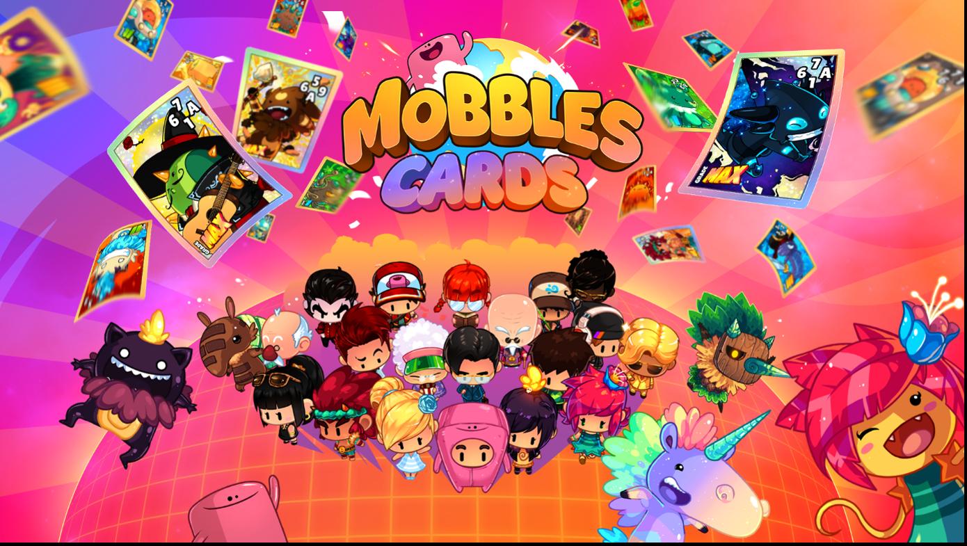 Vivid Games wyda karcianą grę casualową Mobbles Cards 1