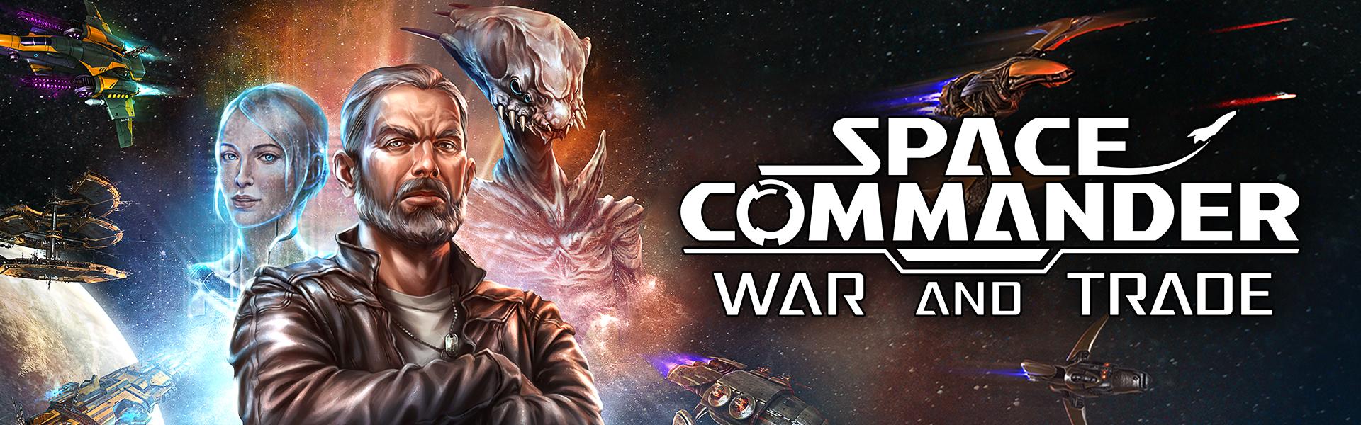 Space Commander: War and Trade zadebiutuje na Nintendo Switch już w przyszłym miesiącu 1