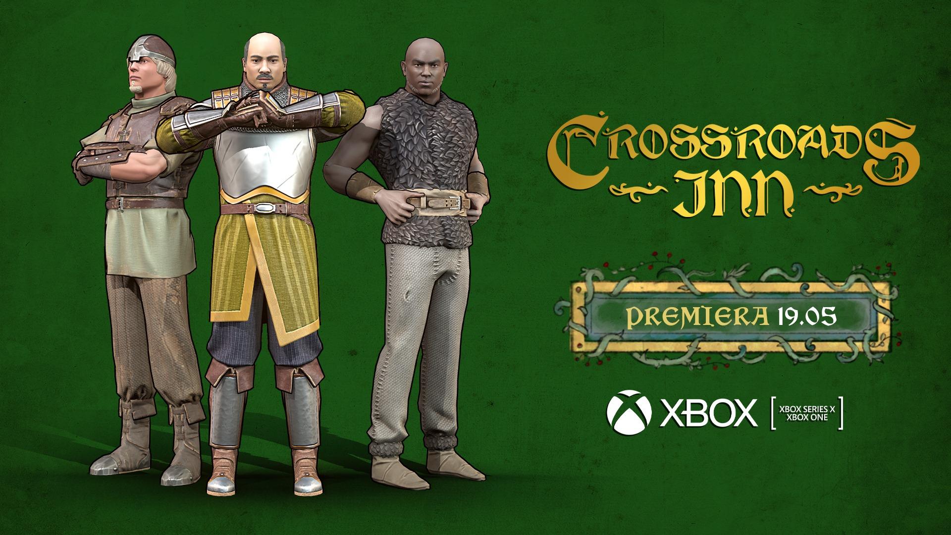 Crossroads Inn zadebiutuje 19.05 na Xbox Series X oraz Xbox One 1
