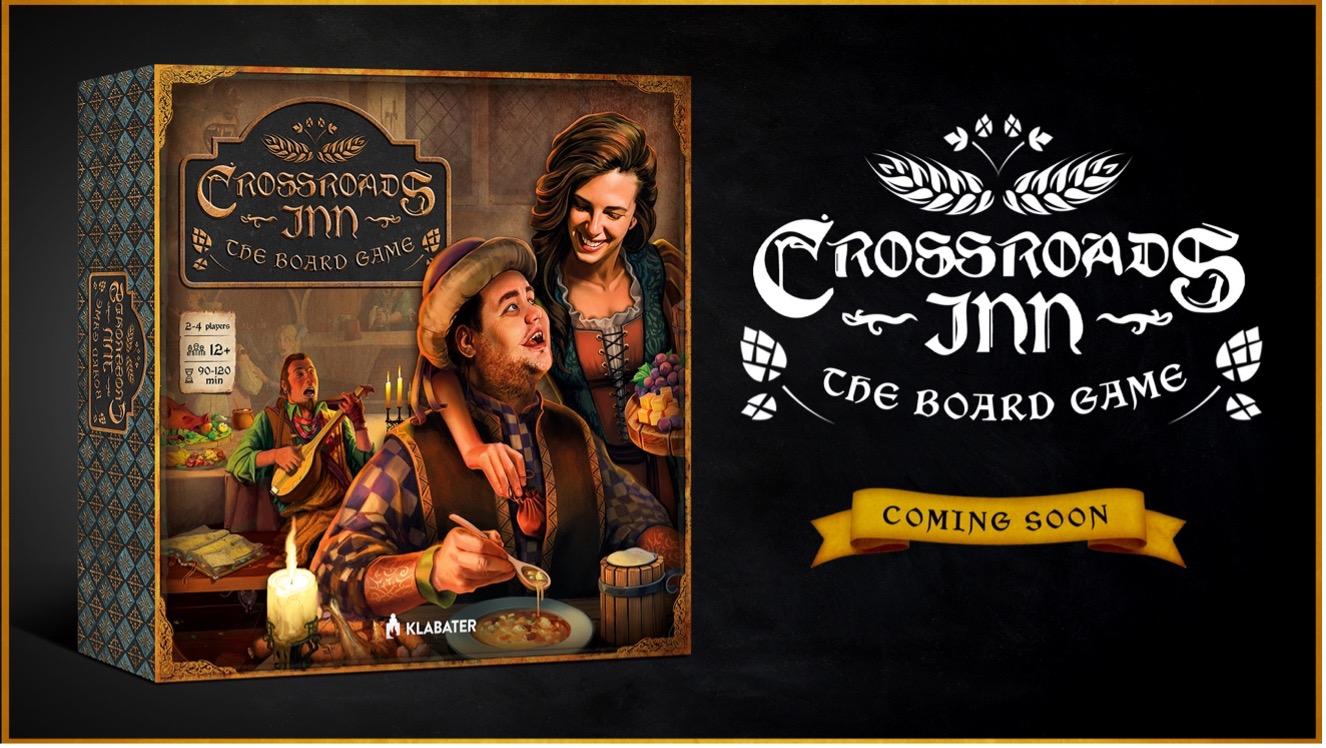Klabater opracował i wyda grę planszową na podstawie Crossroads Inn 1